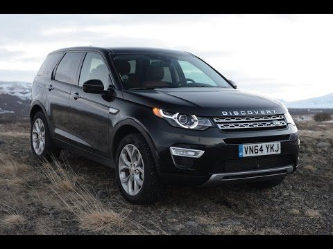 The all new Land Rover Discovery Sport replaces the LR2 pact SUV
