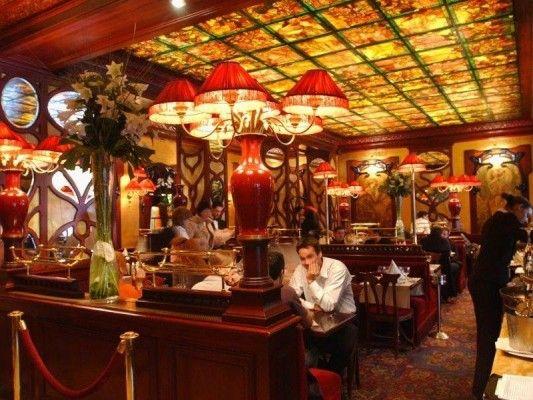 art nouveau restaurant   Art Nouveau & Art Deco   Pinterest