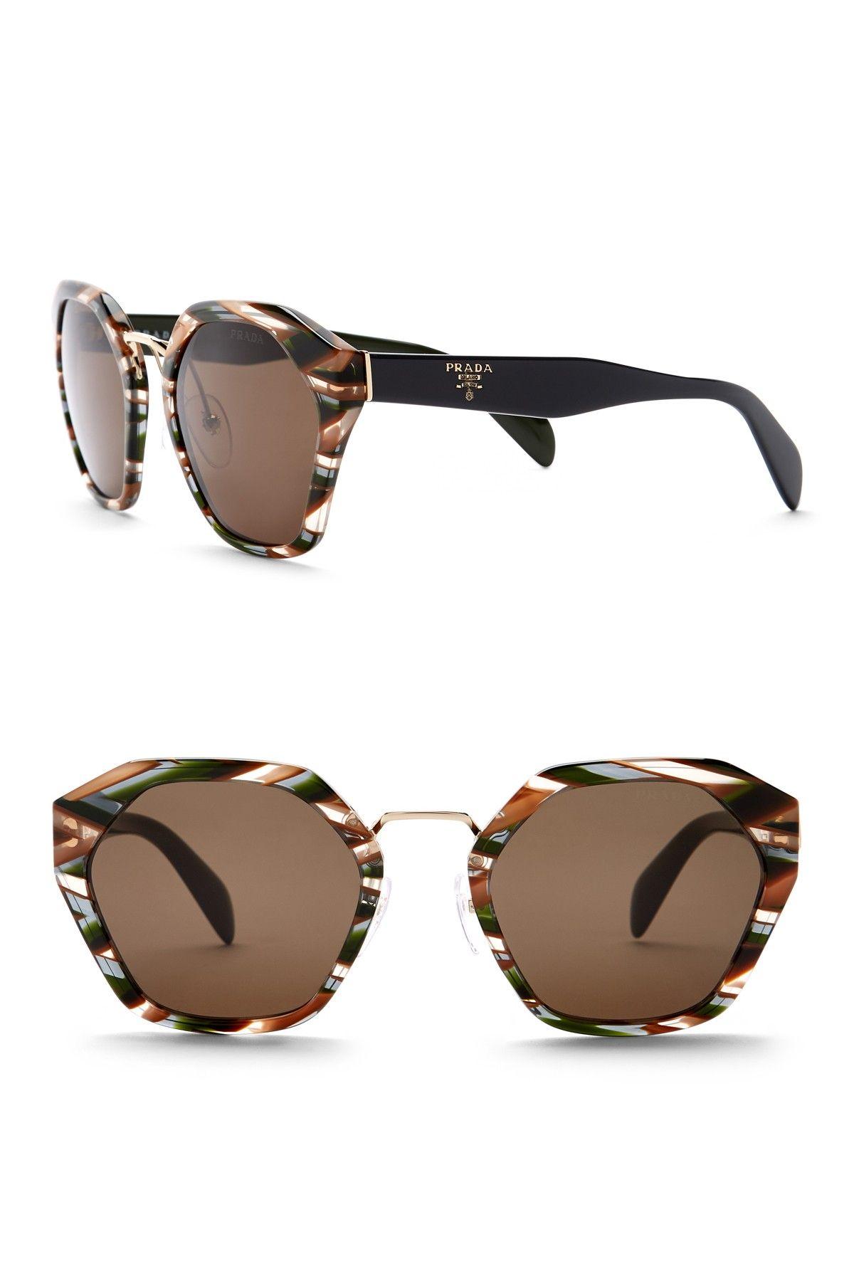 8e4843c35070 Women's Irregular Heritage 55mm Sunglasses. Women's Irregular Heritage 55mm  Sunglasses Cat Eye Sunglasses, Prada ...