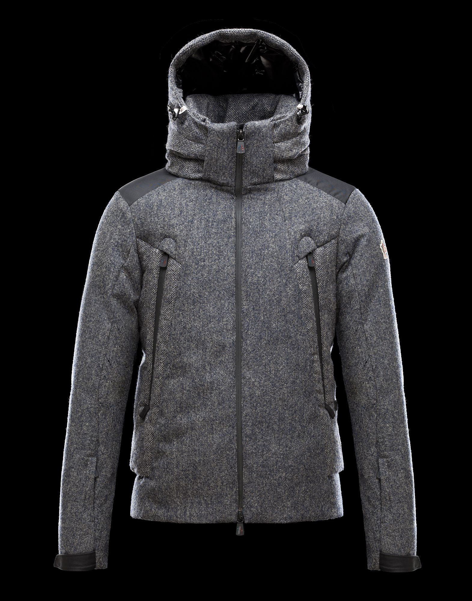 7e80e6f57703 MONCLER GRENOBLE Men - Fall Winter 12 - OUTERWEAR - Jacket - DEVON ...
