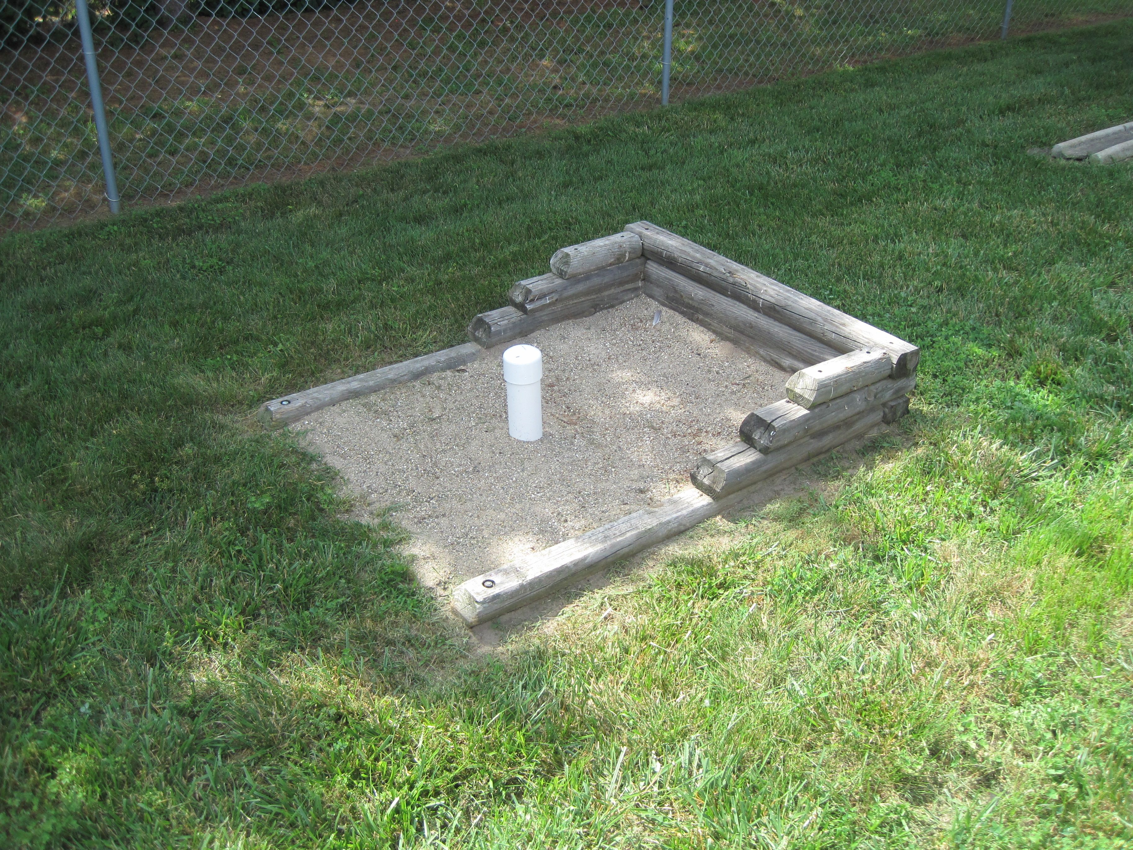 Protective Covers For Horseshoe Pit Stakes Clever Ideas