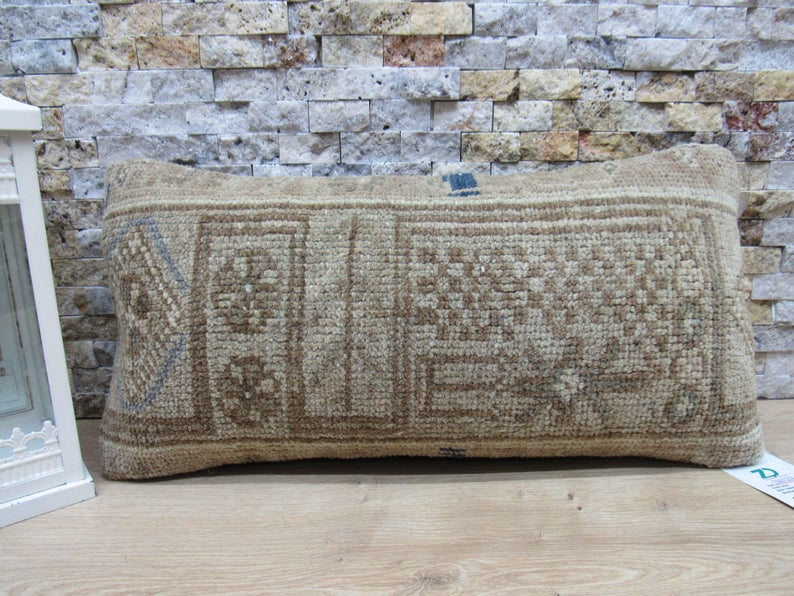 Aztec Pillow Cover Pastel Pillow