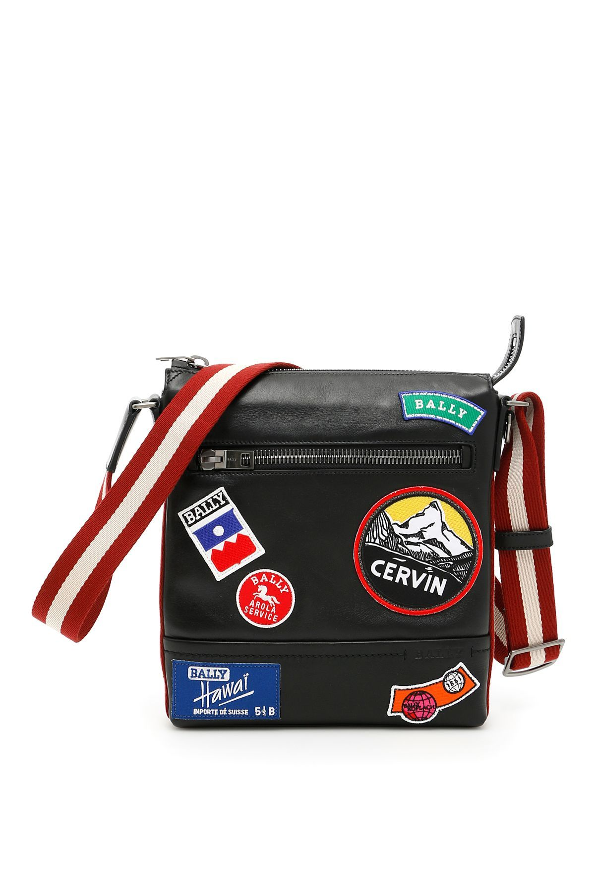 8a2707cdc3 BALLY TREZZINI BAG.  bally  bags  shoulder bags  lining