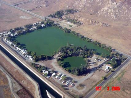 Reflection Lake RV Park San Jacinto CA Passport America Campgrounds