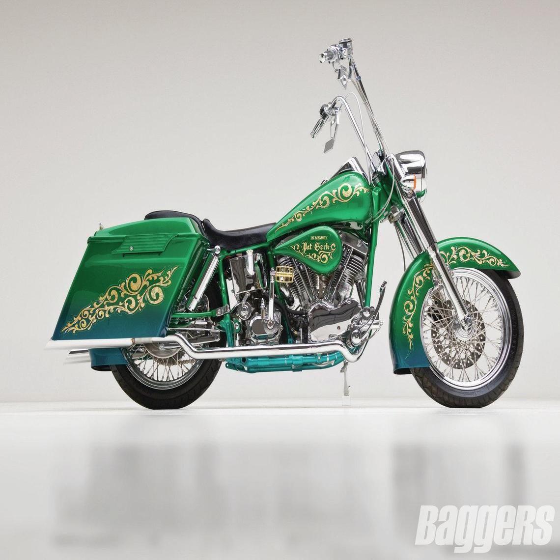 1966 Harley-Davidson Shovelhead Custom