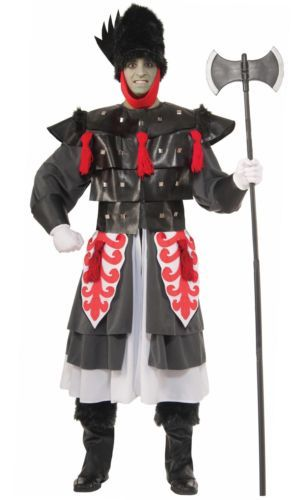 Adult Mens Wizard Of Oz Winkie Guard Soldier Costume Wizard Of Oz