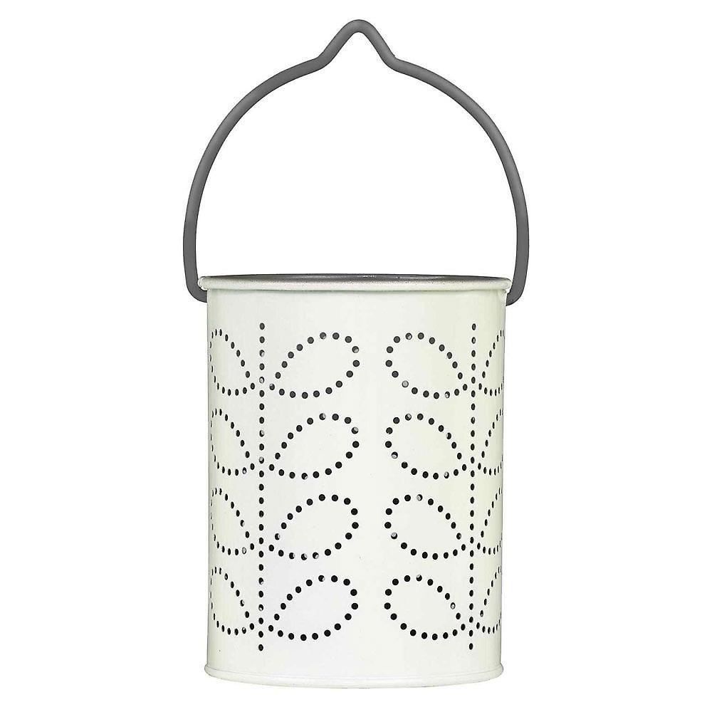 Orla Kiely Grey Tea Light Lantern by Wild & Wolf - https://www.fruugo.co.uk/orla-kiely-grey-tea-light-lantern-by-wild-wolf/p-3227827