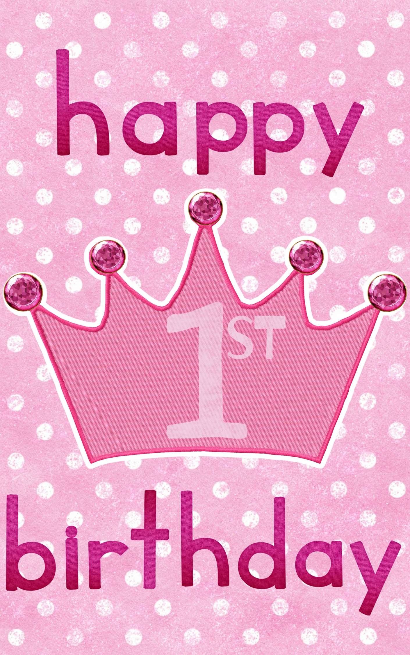 Congratulations on the birthday of your niece - a holiday of the princess