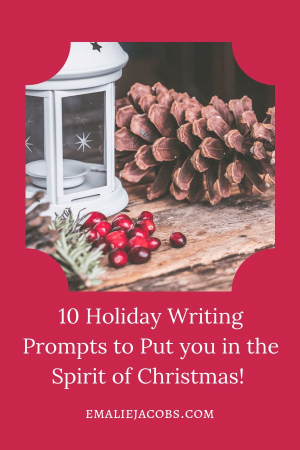 10 Holiday Writing Prompts -   18 tulisan holiday Tumblr ideas