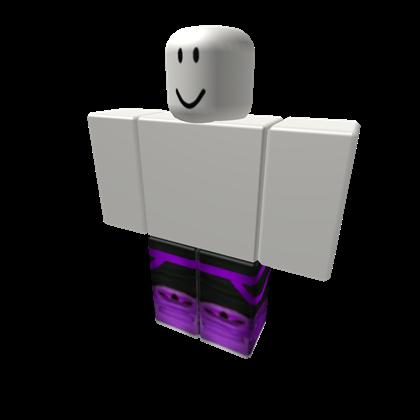 Purple Adidas - ROBLOX