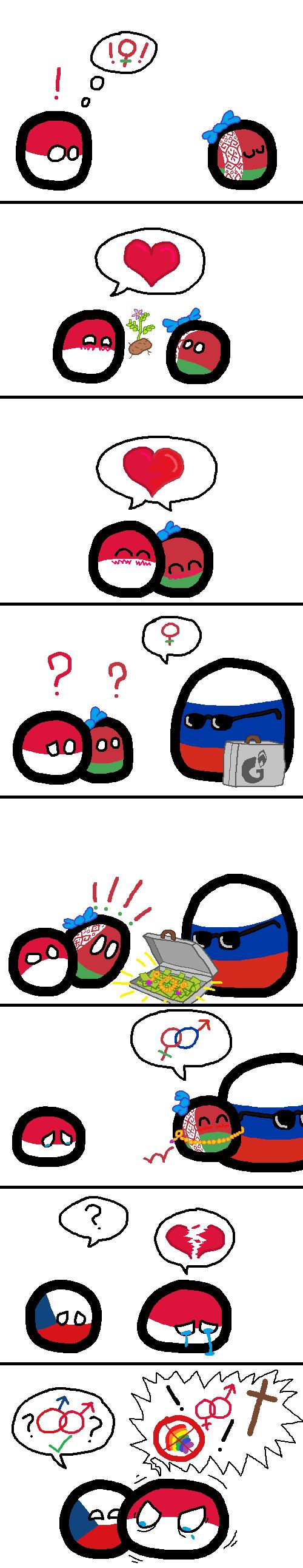 Countryballs Belarus Not Belorussia Map Noideaanimation
