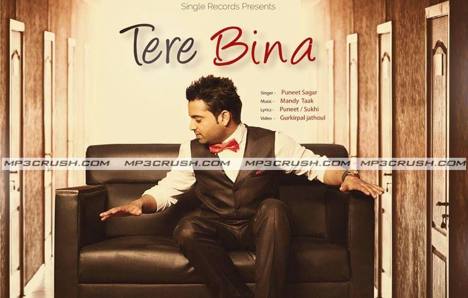 Tere Bina Puneet Sagar Mp3 Song Download Video Lyrics Mp3 Song Download Mp3 Song Songs