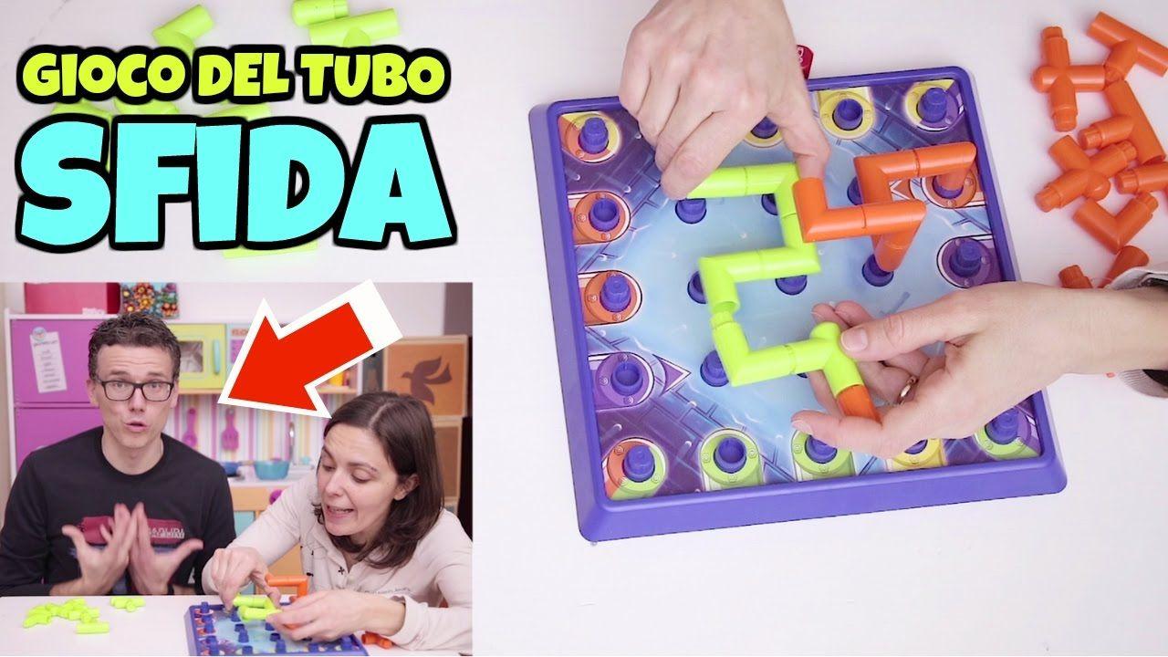 il gioco del TUBO, nuova sfida!