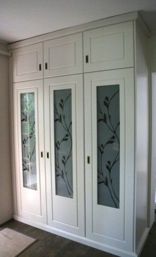 Frosted Glass Cupboards Frosted Glass Door Glass Kitchen