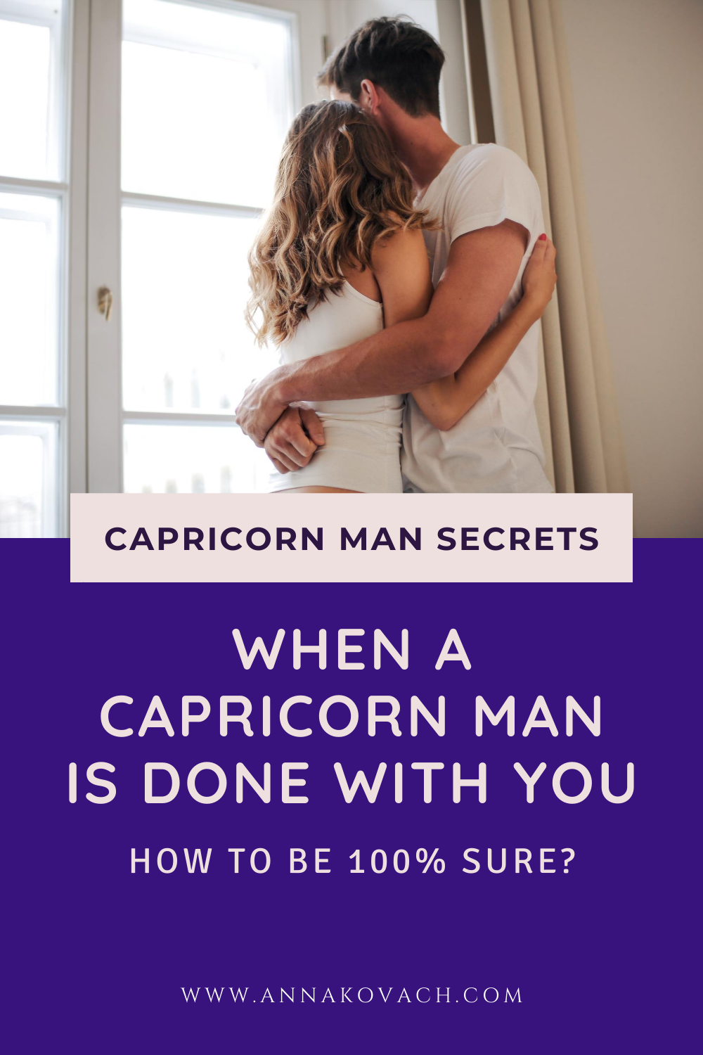 To a capricorn what say man to 5 Guidelines