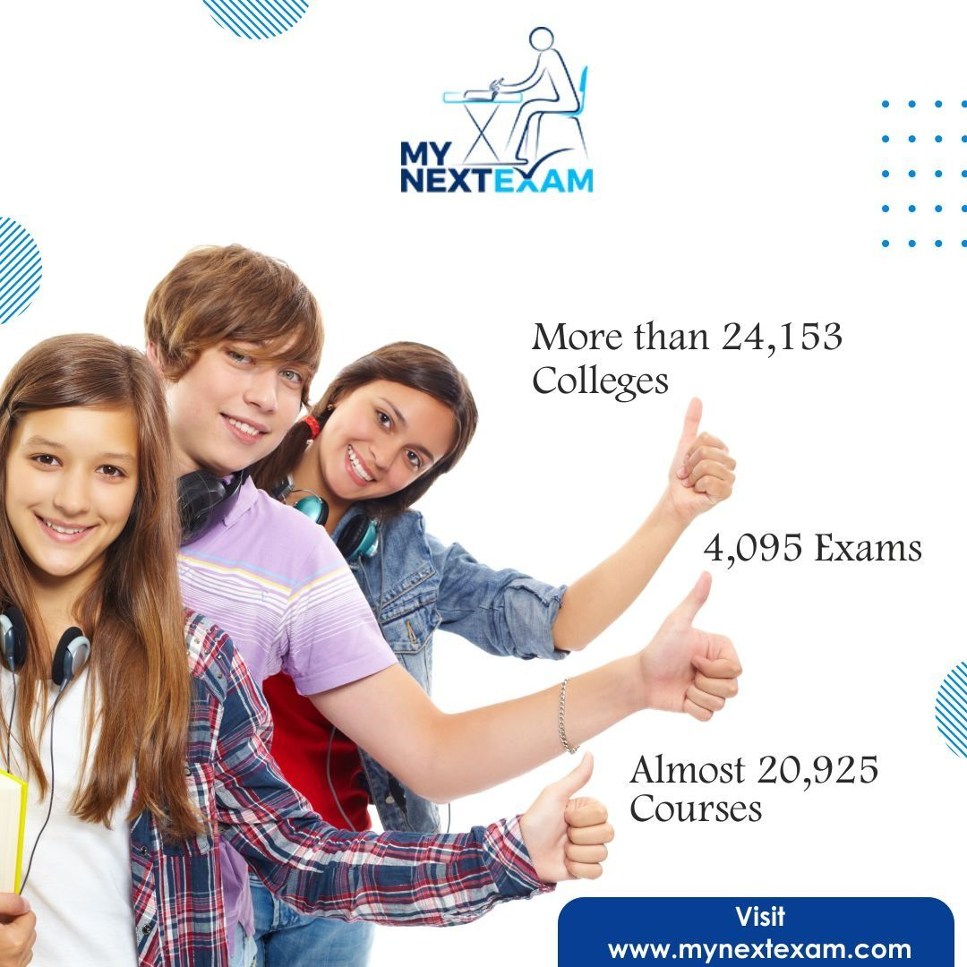 MyNextExam is designed to provide students, aspiring to
