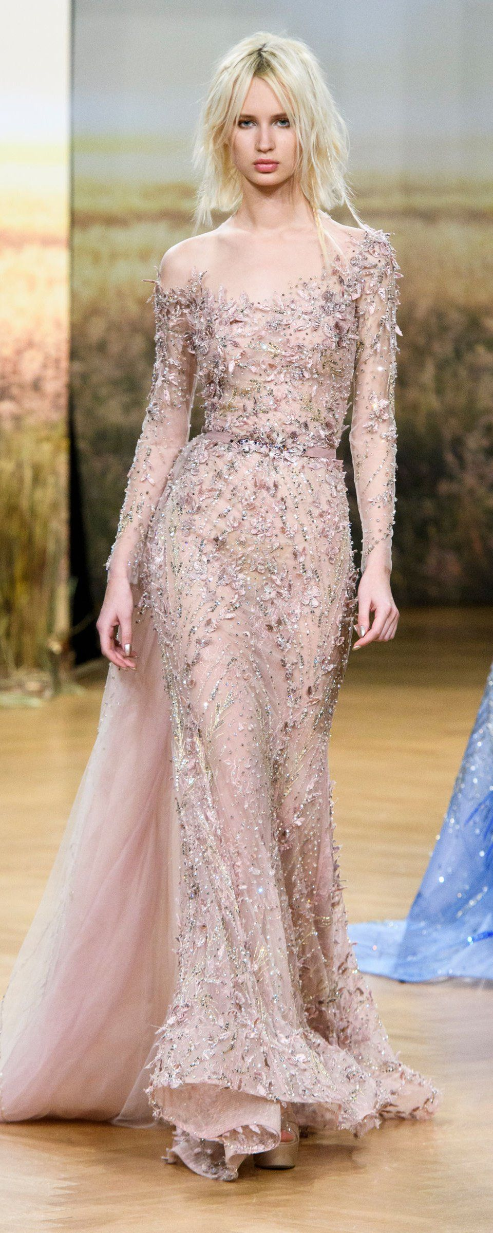 Ziad nakad springsummer couture