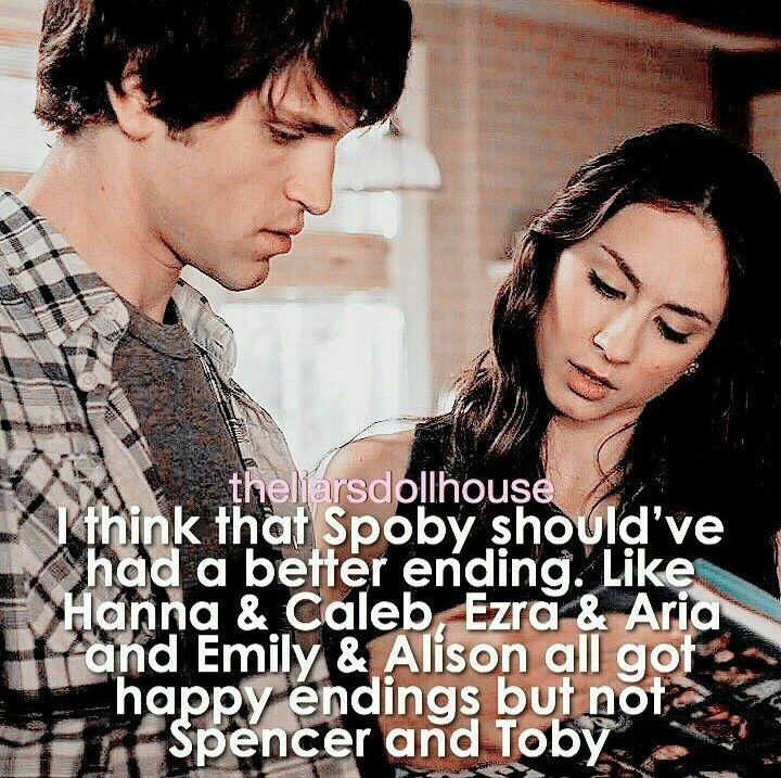 Milloin Spencer alkaa dating Toby mitä odottaa kuuden viikon dating
