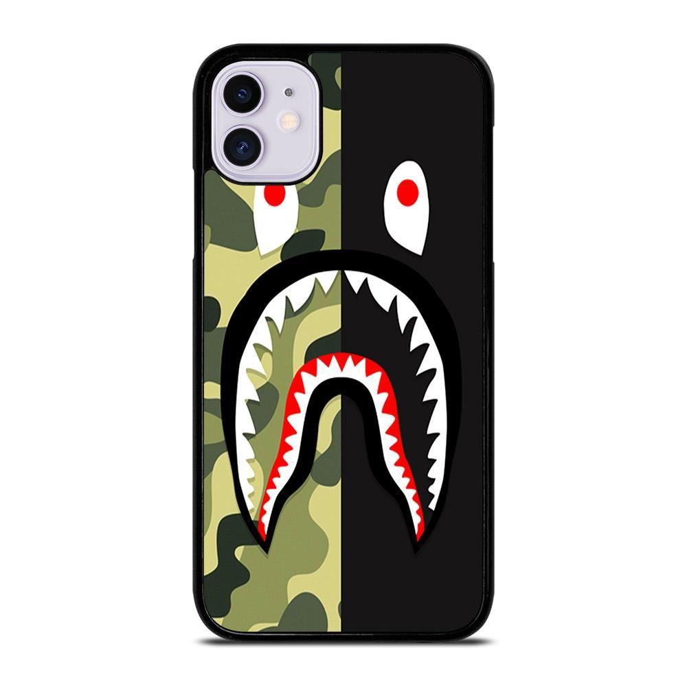 Bape shark iphone 11 case in 2020 iphone 11 bape shark