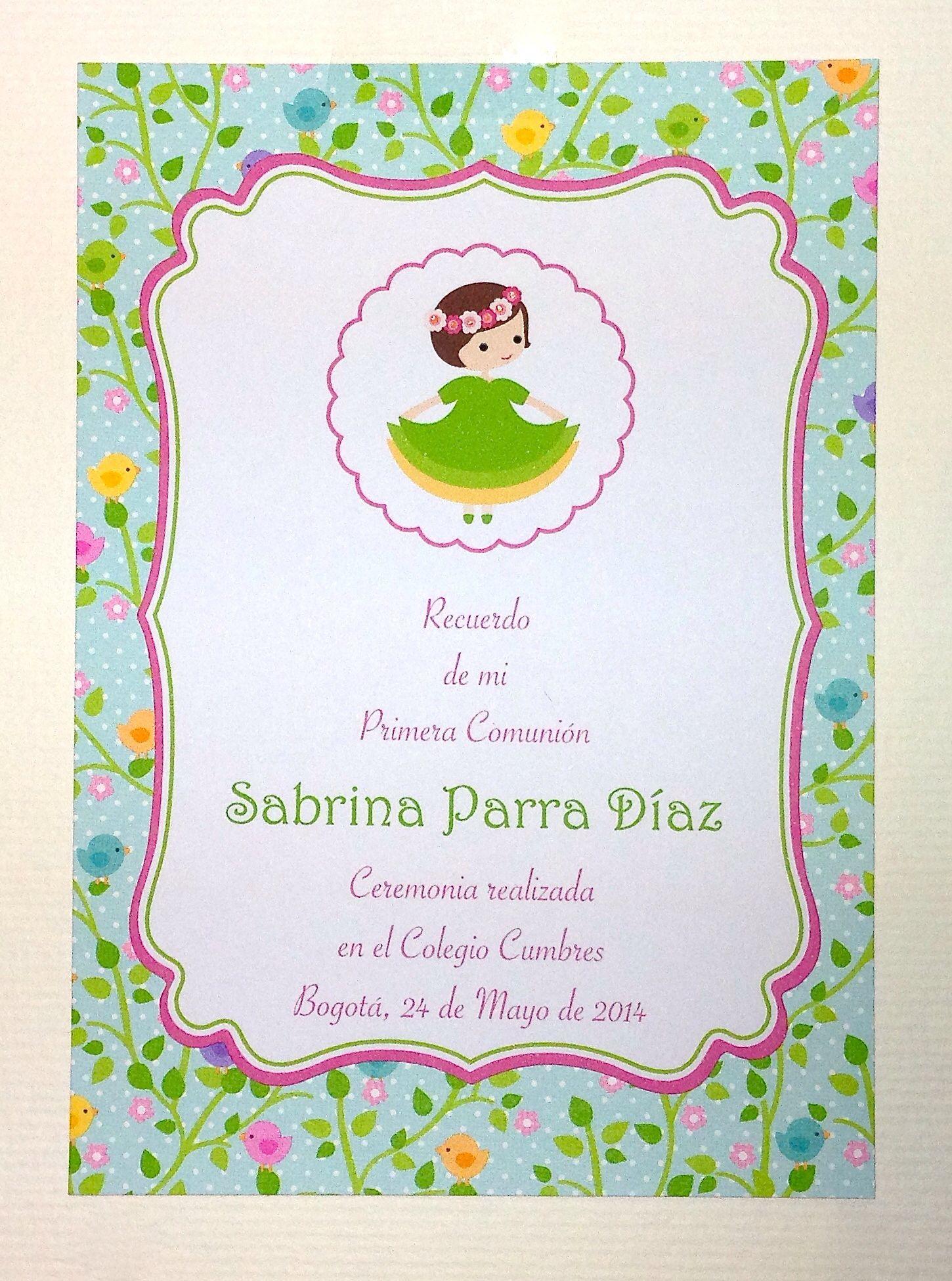 first communion invitation #primera comunion #Silhouette # cameo ...