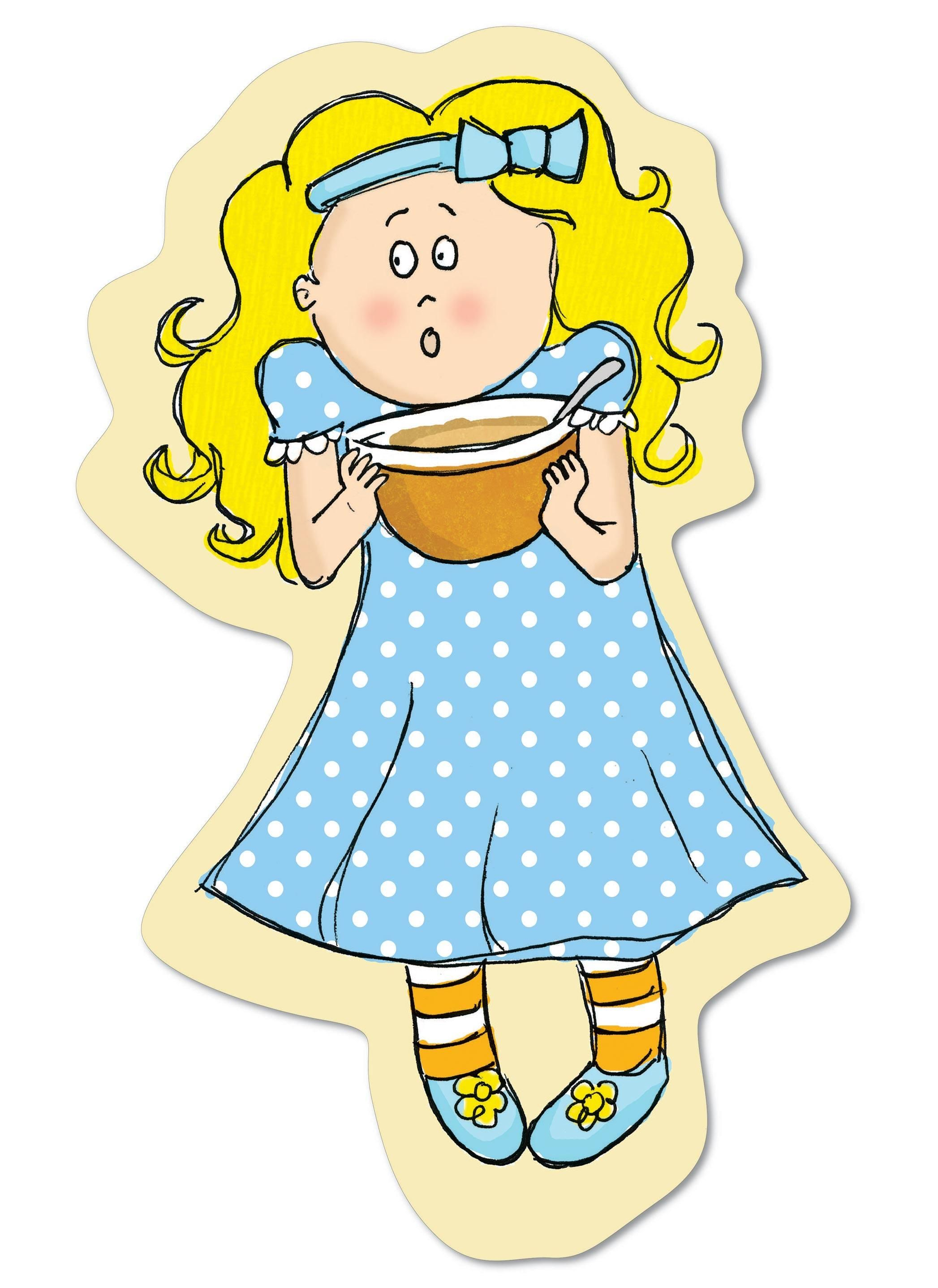 sj9734l fairytale goldilocks large 70cm x 40cm 01 jpg 2094 2875 rh pinterest com goldilocks bears clipart goldilocks cute clipart