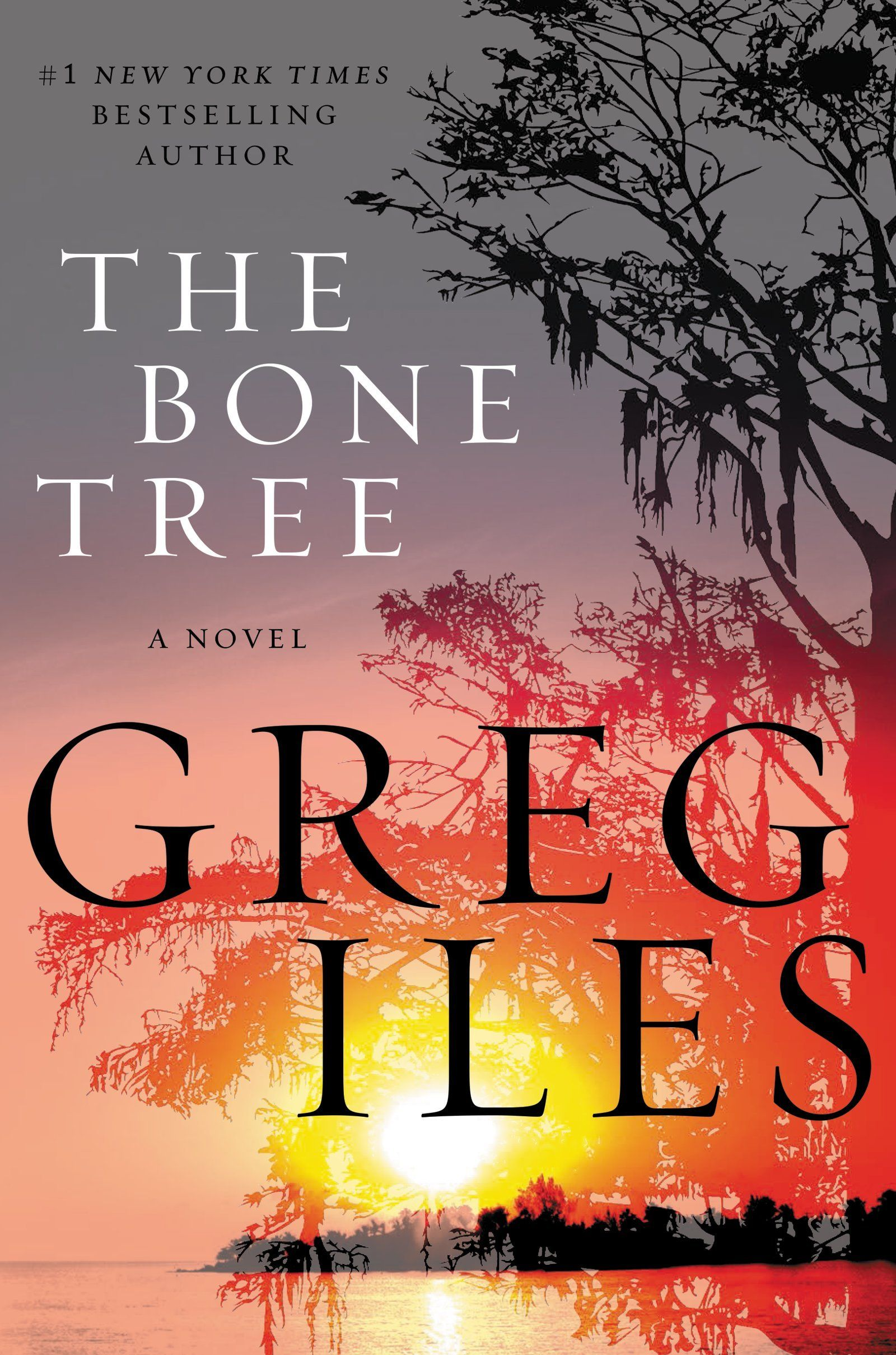 Greg iless latest book in his gothic trilogy featuring