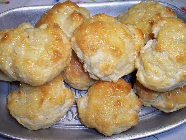 Honey biscuit