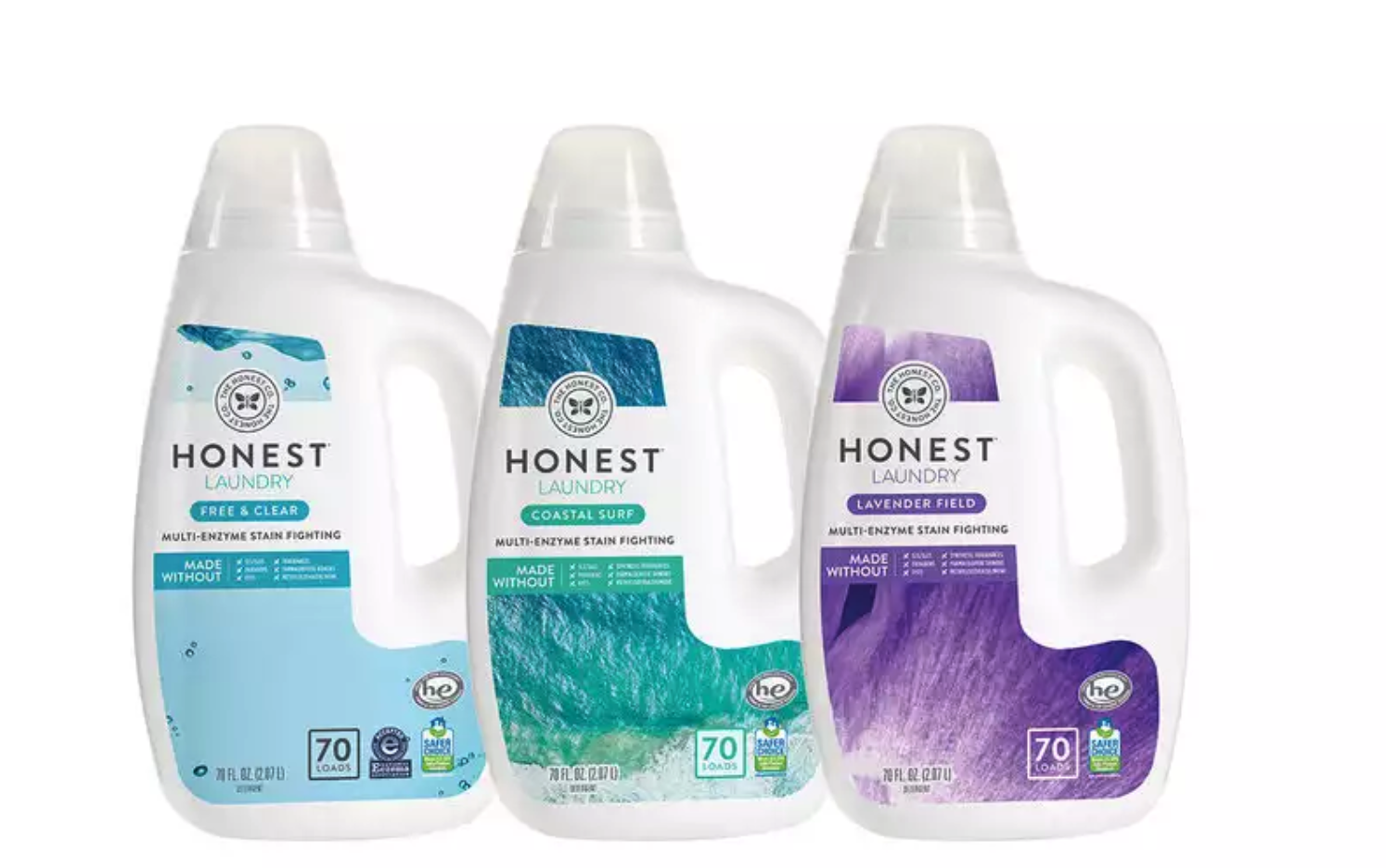 The Honest Company Laundry Detergent Laundry Detergent