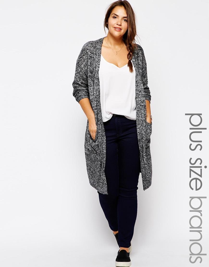 Junarose | Junarose Midi Cardigan at ASOS | Style | Pinterest ...