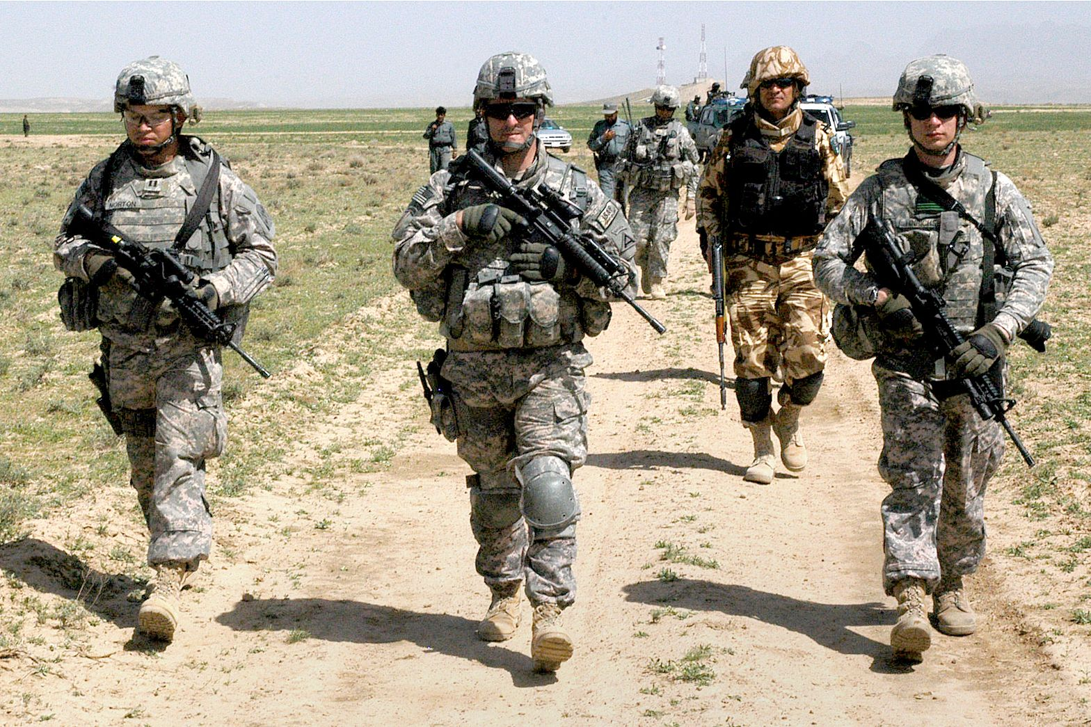the current war in iraq afghanistan The us and afghanistan: can't win the war, can't stop it, can't leave  as civilian  casualties rise, and with no sign that recent american and nato  as happened  in iraq to keep the iranians and russians out and to keep.
