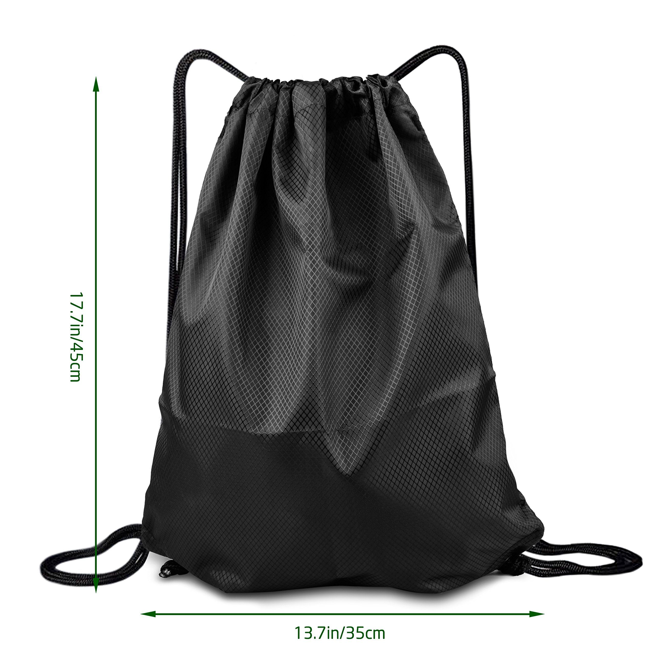 f316bb554f Cinch Backpack Inpher Waterproof Travel Gym Drawstring Bag for Men and  Women     Discover more by checking out the image link. (This is an  affiliate link).
