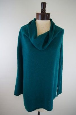 Sale: Magashoni Cowlneck Sweater - Absinthe