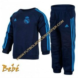 COMPRAR CHANDAL FUTBOL REAL MADRID CHAMPIONS LEAGUE BEBE 2015 2016 ADIDAS 70619b3e874b1