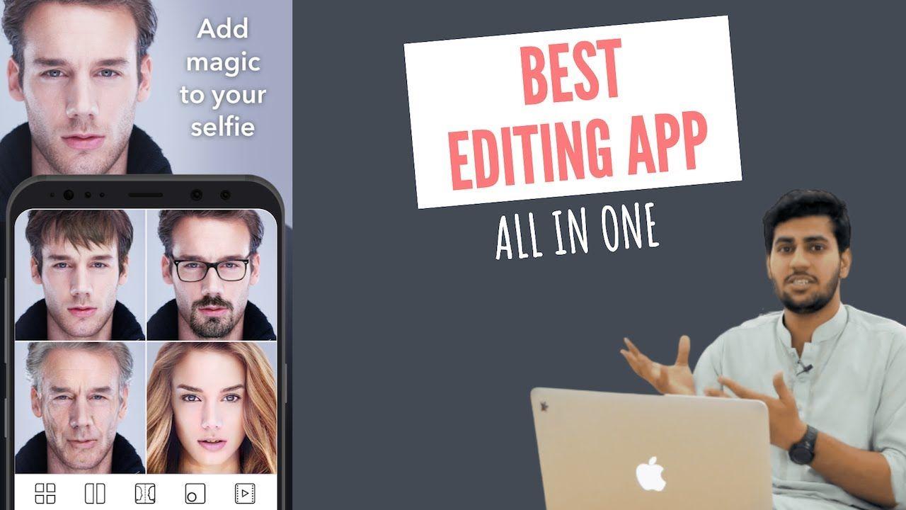 Best photo editing app all in one editing fun good