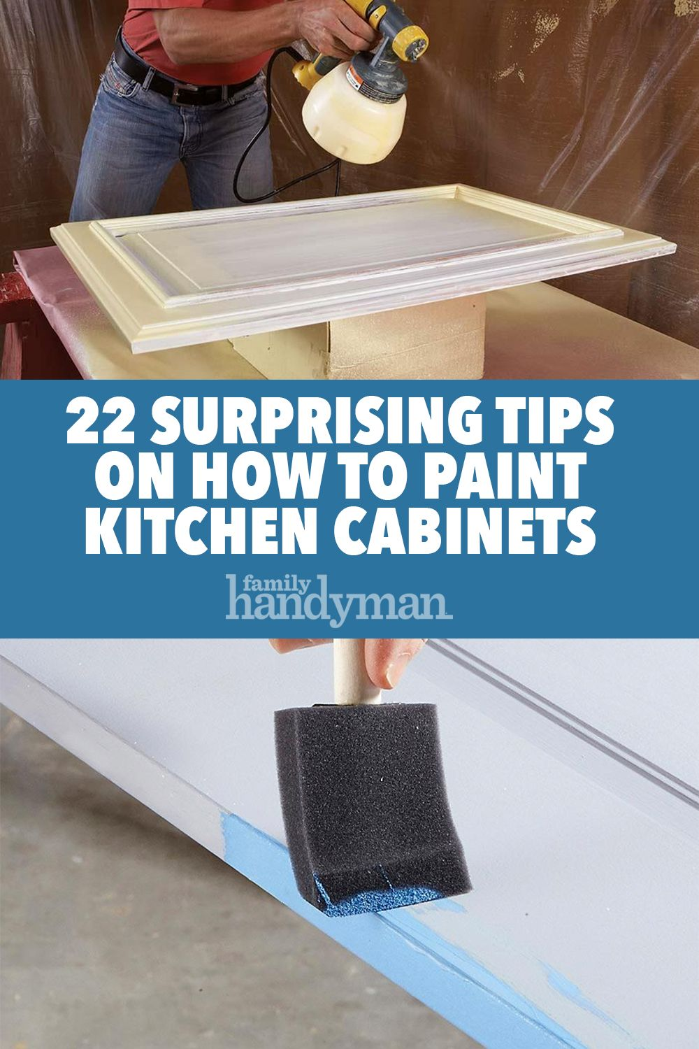 22 Surprising Tips on How to Paint Kitchen Cabinets -   23 diy projects Storage kitchen cabinets ideas