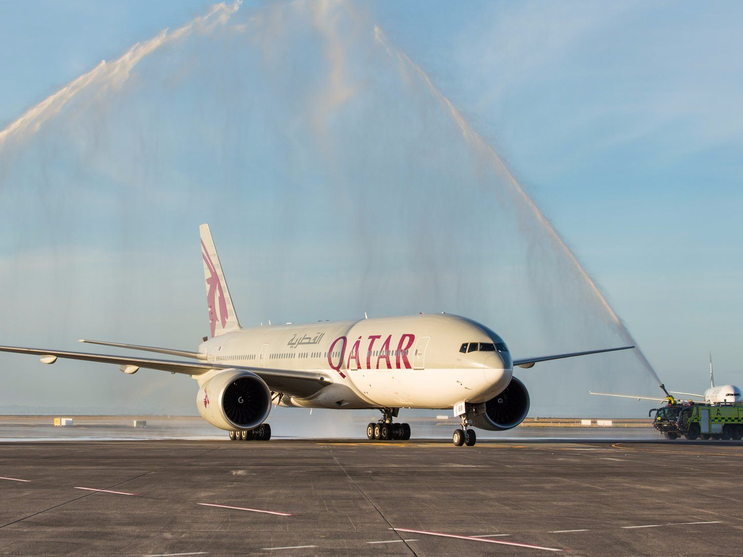 Airline pilot gives bad review to Qatar business class