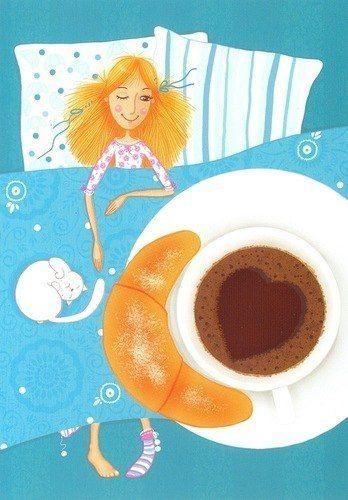 Доброе утро! Цитаты и картинки про утро | Милые открытки