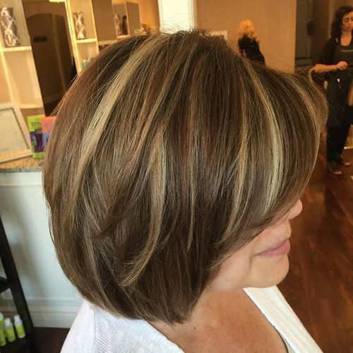 40 Most Universal Medium-Length Haircuts With Bangs