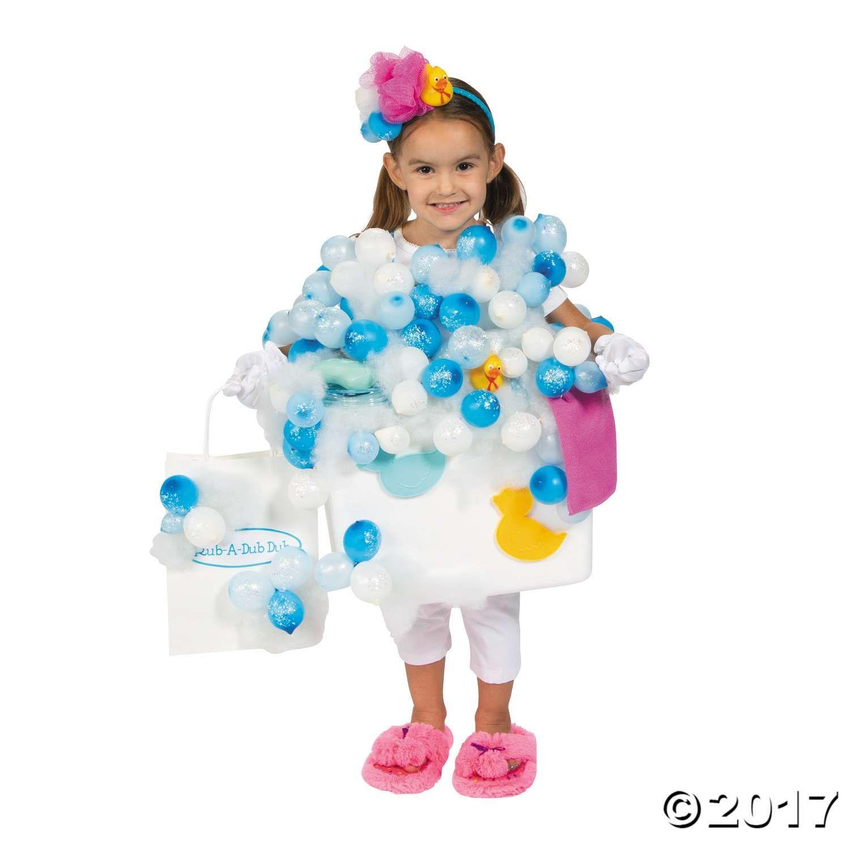 DIY Bath Time Costume Idea | Carnaval | Pinterest | Diy baths and ...