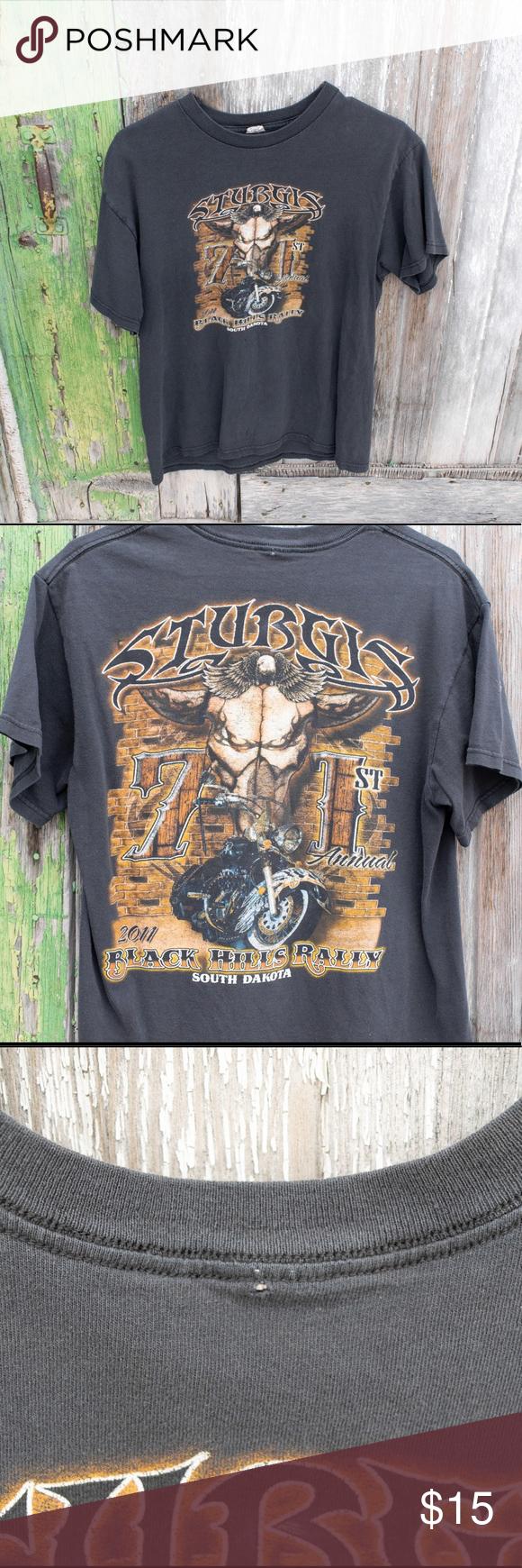 71st Annual Sturgis T Shirt T Shirt Shirts Clothes Design [ 1740 x 580 Pixel ]