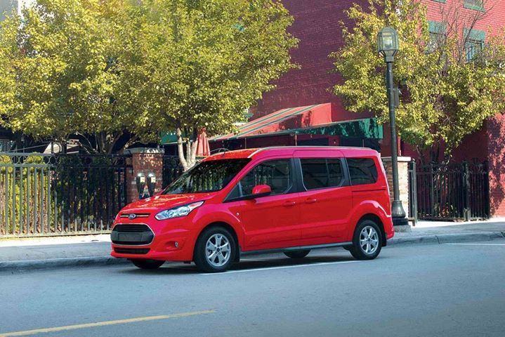 Versatility Comes Standard Transitconnect Ford Transit Fuel