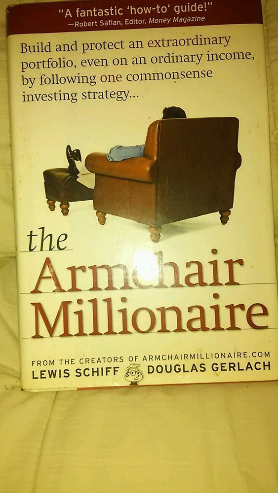 The Armchair Millionaire How Ordinary People Can Build