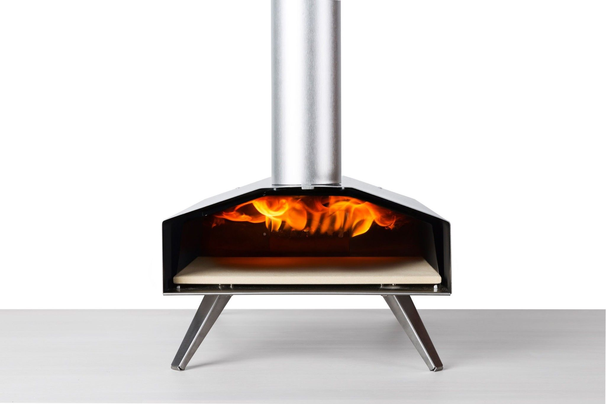 Uuni 3 Pizza Oven Wood Fired Portable Pellet Burning Outdoor Garden Camping Oven
