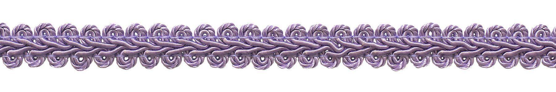 "Lilac Light Purple 1//2/"" French Gimp Trim Orchid Opera 54 Yards"