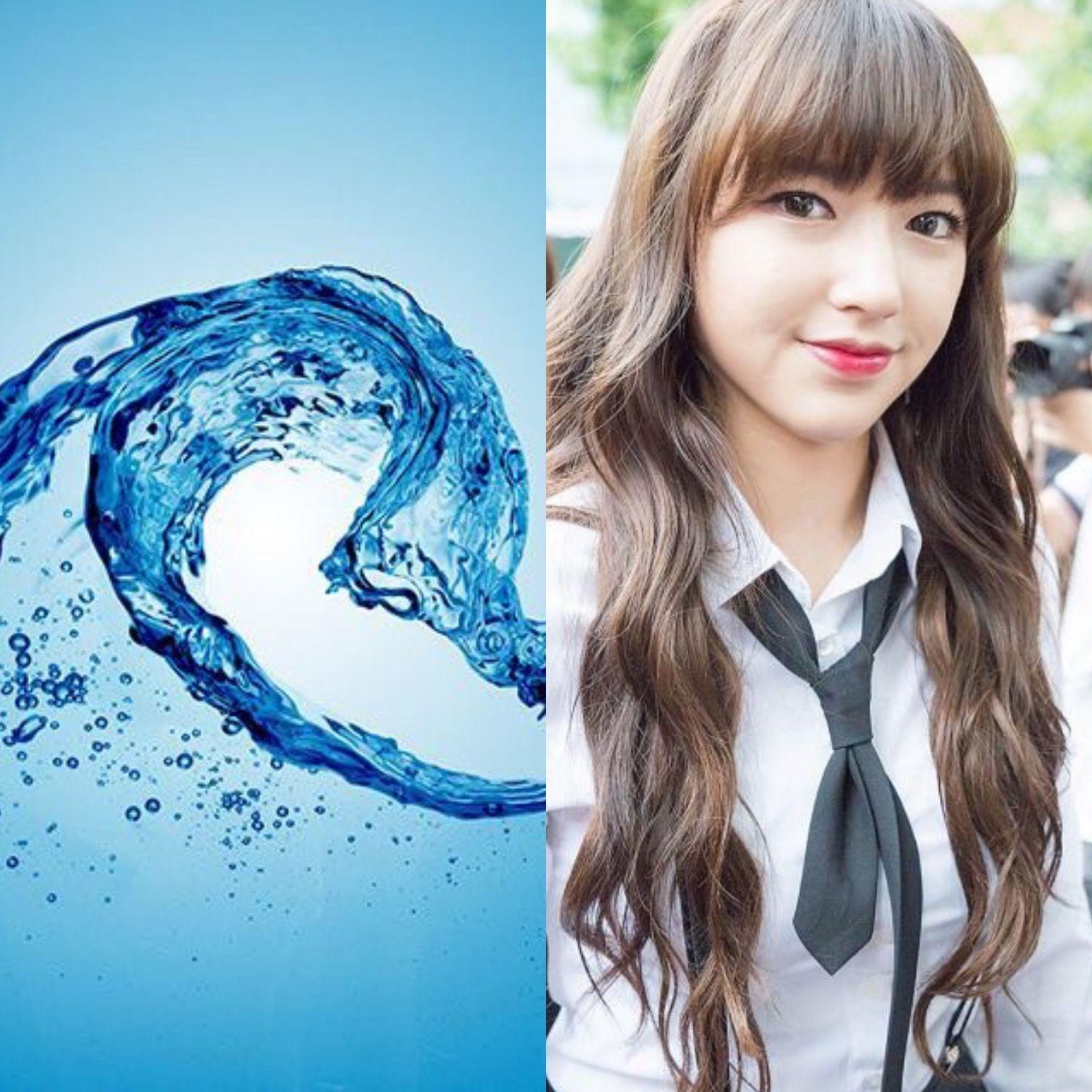 AvatarLA&KPOP // Water // ChengXiao of cosmic girls WJSN