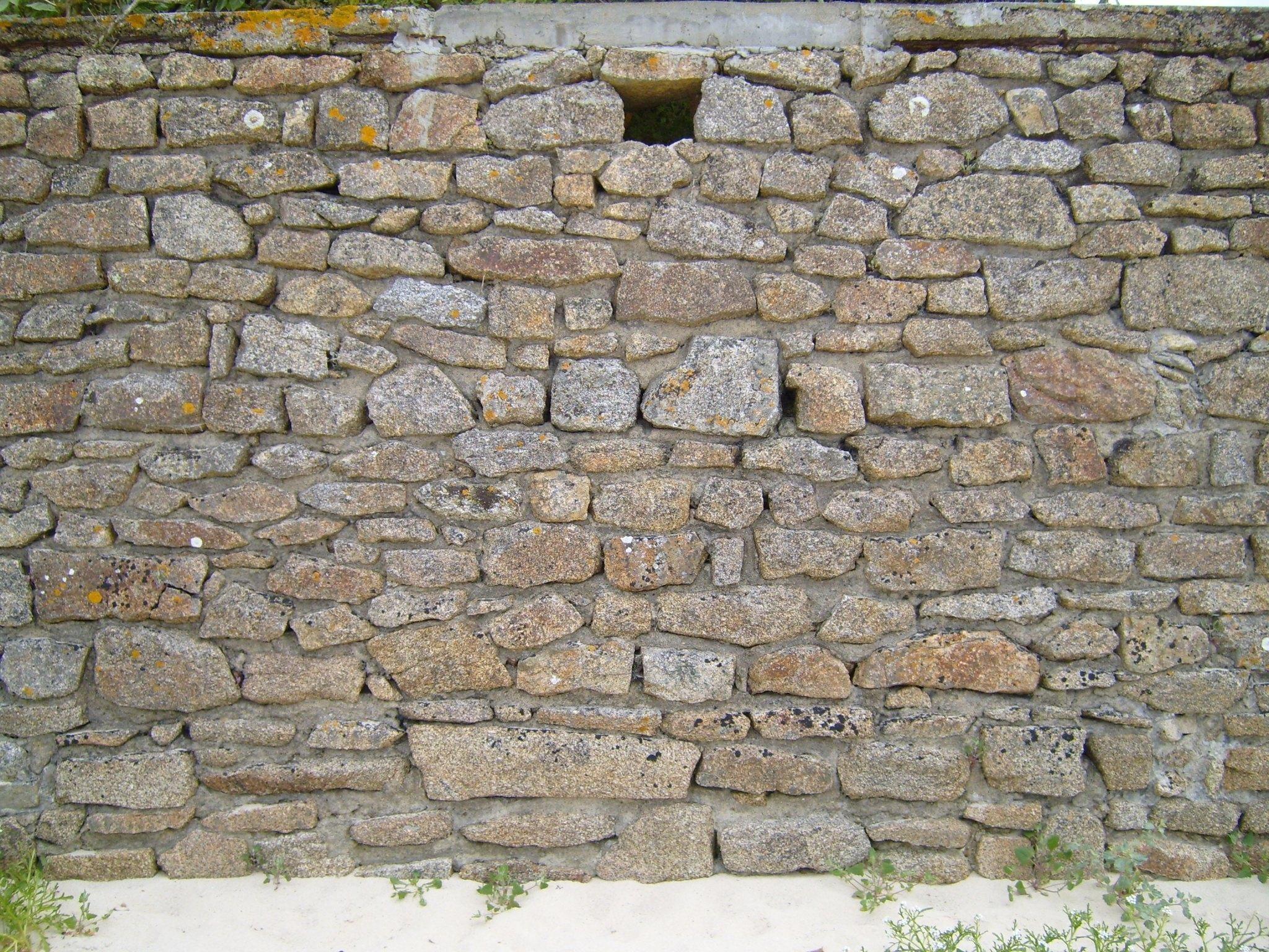limestone wall | ROOM...WE NEED MORE ROOM! | Pinterest