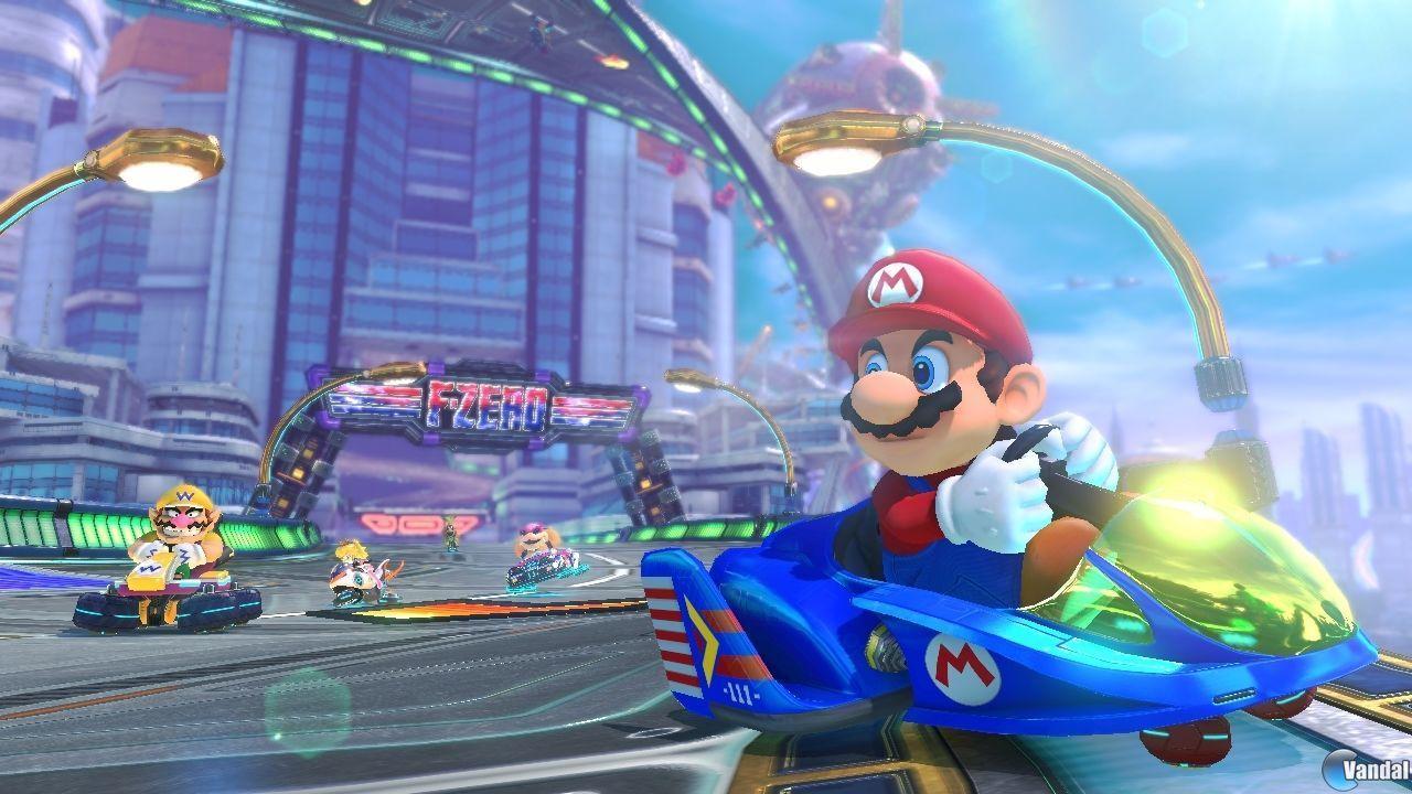 Mario Kart 8 Nintendo Wiiu Mariokart8 Wiiu Nintendowiiu Mariokart Nintendo Carreras Cars Speed Races Race Mario Kart Mario Kart 8 Mario