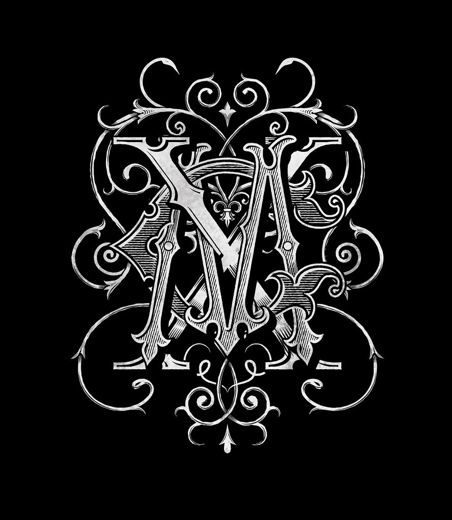 Monster Children 10 year Anniversary Monogram.  I bet steampunk could be added to this easily
