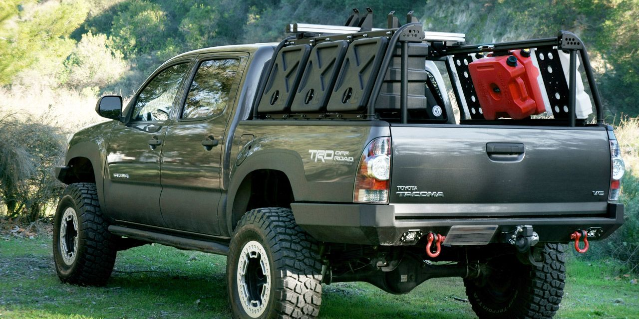 Truck Bed Racks Active Cargo System By Leitner Designs