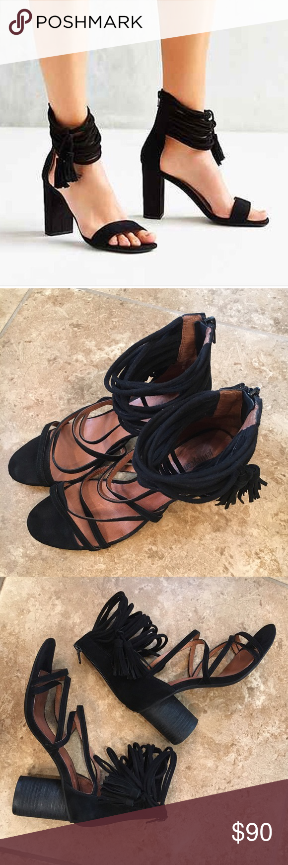 Jeffrey campbell shoes, Strappy sandals